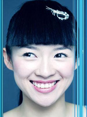 八大女星雷人刘海发型大PK