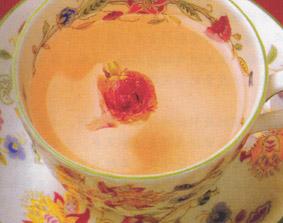 不同类型的中草药瘦身茶