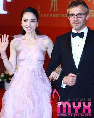 第十六届上海国际电影节 众女星时尚发型争奇斗艳