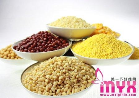 五谷杂粮养生配方搭配比例 吃出美丽与健康