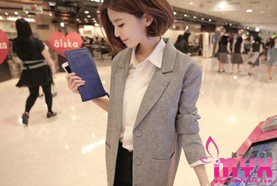 肩宽女生的穿搭小技能 如何穿衣调节身材比例