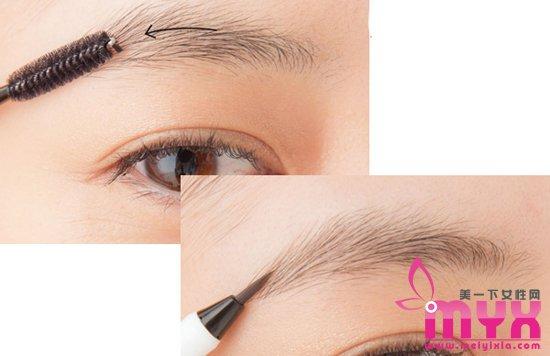 气场全开的眉毛怎么画 英气十足的眉型化妆技巧