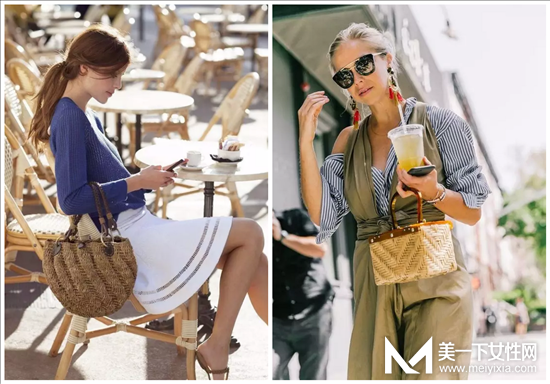 夏天背什么包包好看时尚 包包对整体造型很重要