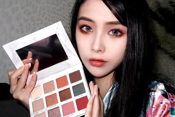 眉粉和眼影有什么区别 质地和色域差别最大
