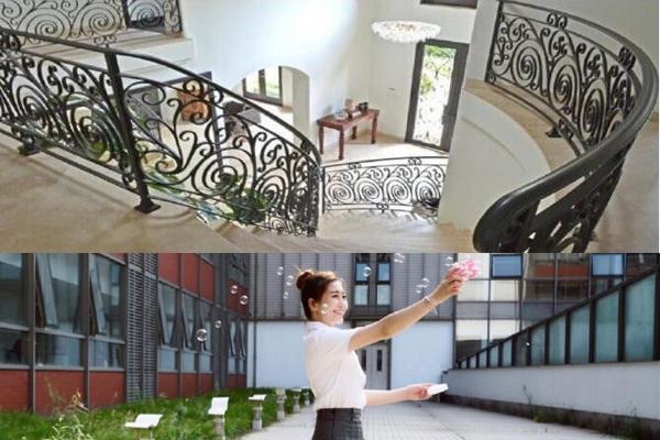 江钰源的豪宅照片怎么回事 其实不是她的房子