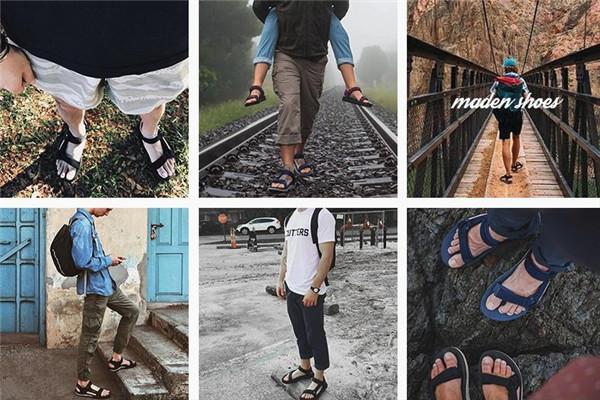 夏天男生穿凉鞋合不合适 适合男生的几款凉鞋有哪些