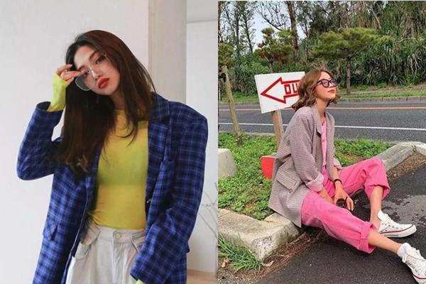 西装外套选什么颜色好 女款西装外套2019年春季穿搭